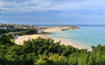 St. Ives Portminster Beach