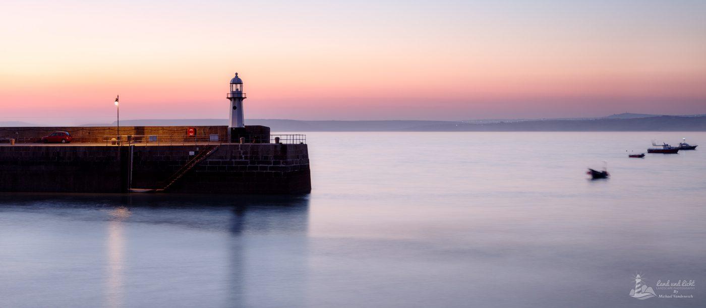 Smeaton´s Pier St. Ives Harbour