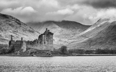Kilchurn Castle, Lochawe