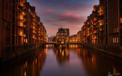 Fleetschlösschen Speicherstadt Hamburg