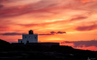 Bamburgh Lighthouse